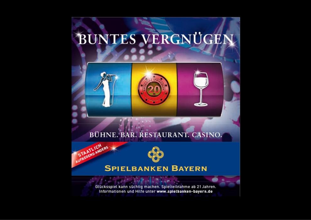 bayrische spielbanken